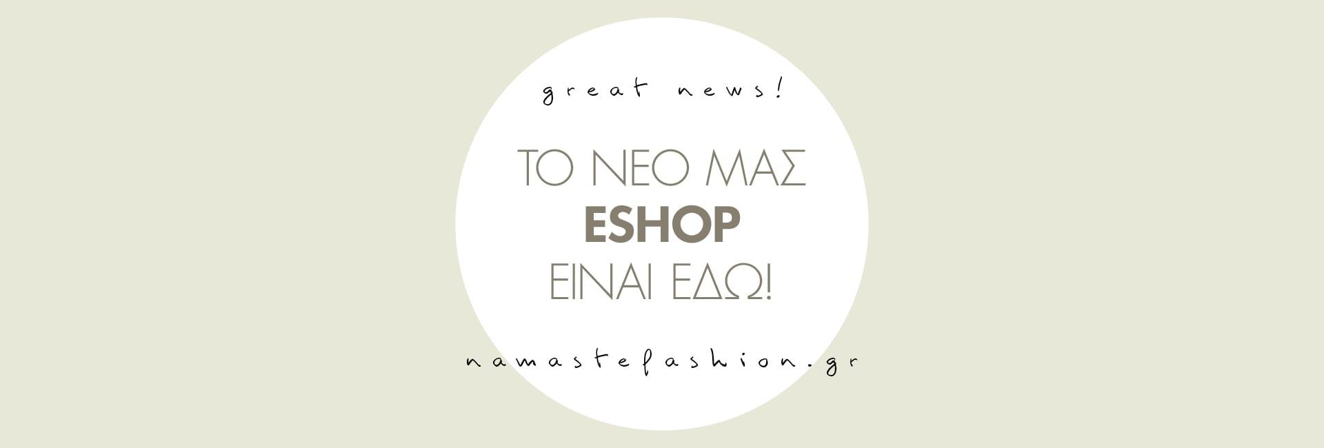 Namastefashion | New eshop